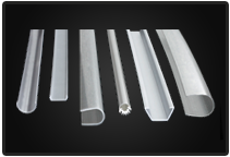 xtruline Plastic extrusions for railway